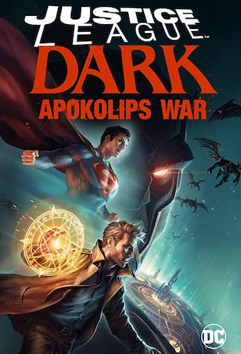 Justice League Dark Apokolips War 2020 English Movie Download