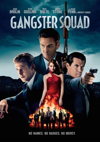 Gangster Squad 2013 Dual Audio ORG Hindi 480p BluRay x264 350MB
