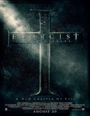 Exorcist The Beginning 2004 Hindi Dual Audio BRRip Full Movie 720p Download