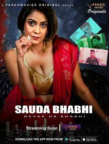 Sauda Bhabhi 2020 FeneoMovies Hindi S01E03 Web Series 720p HDRip