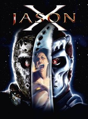 Jason X 2001 Dual Audio Hindi 480p BluRay x264 300MB