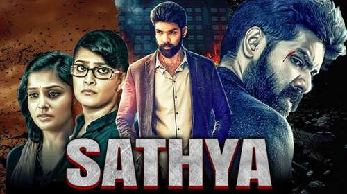 Sathya 2020 Hindi Dubbed 720p HDRip x264