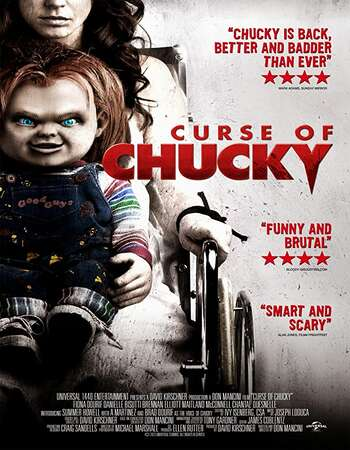 Curse of Chucky 2013 Hindi Dual Audio BRRip Full Movie 480p Download