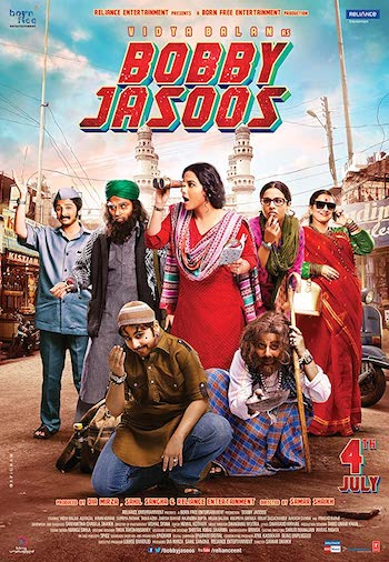 Bobby Jasoos 2014 Hindi 720p DVDRip 950MB