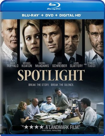 Spotlight 2015 English 720p BRRip 950MB ESubs