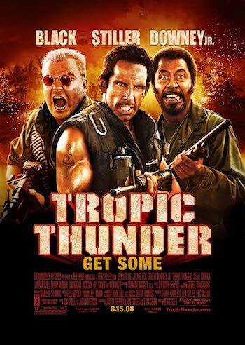 Tropic Thunder 2008 Dual Audio Hindi English BRRip 720p 480p Movie Download