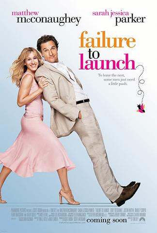 Failure To Launch 2006 Dual Audio Hindi 480p BluRay x264 300MB