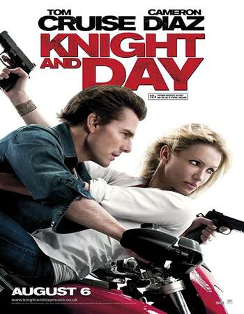 Knight and Day 2010 Hindi Dual Audio BRRip Full Movie 720p Download
