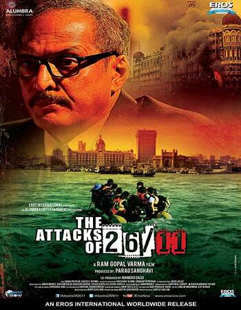 The Attacks of 26/11 2013 Full Hindi Movie 720p HDRip Download