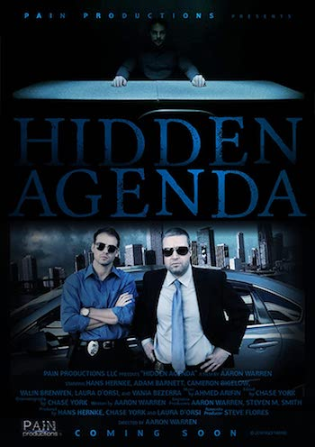 Hidden Agenda 2015 Dual Audio Hindi Movie Download