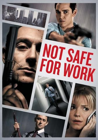 Not Safe for Work 2014 Dual Audio Hindi 480p BluRay x264 300MB ESubs