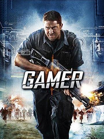 Gamer 2009 Dual Audio ORG Hindi 480p BluRay x264 350MB ESubs