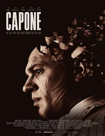 Capone 2020 English 720p Web-DL 800MB ESubs