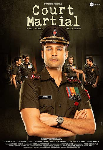 Court Martial 2020 Hindi 720p WEB-DL 850mb