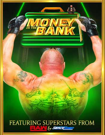 WWE Money in the Bank 10 May 2020 PPV Full Show 480p HDTV x264 550MB