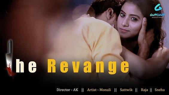 18+ The Revenge Hindi S01E02 Web Series Watch Online