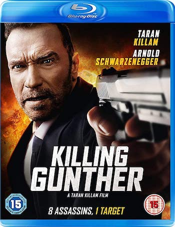 Killing Gunther 2017 UNCUT Dual Audio Hindi 720p BluRay 800mb