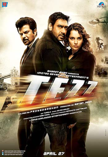 Tezz 2012 Hindi Full Movie Download