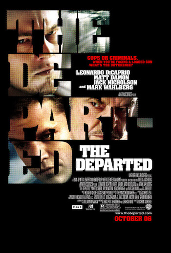 The Departed 2006 Dual Audio Hindi Full Movie Download