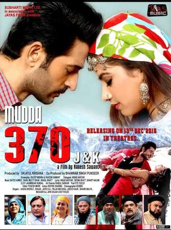 Mudda 370 J and K 2019 Hindi Movie Download