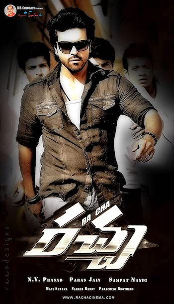 Racha 2012 Dual Audio Hindi 720p HDRip 1GB