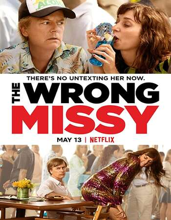 The Wrong Missy 2020 English 720p Web-DL 750MB MSubs