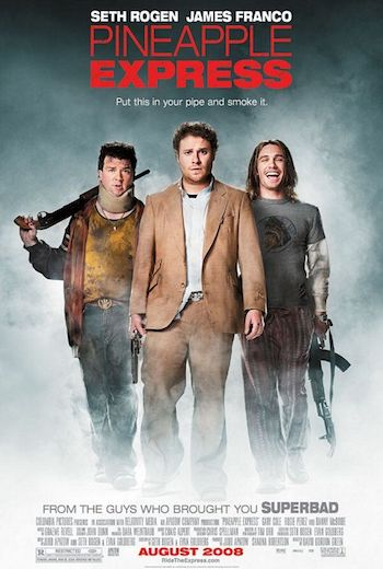 Pineapple Express 2008 Hindi Dual Audio BRRip Full Movie 720p Download
