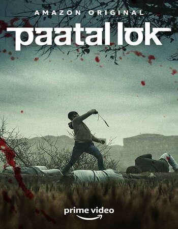Paatal Lok 2020 Hindi Season 01 Complete 720p HDRip ESubs
