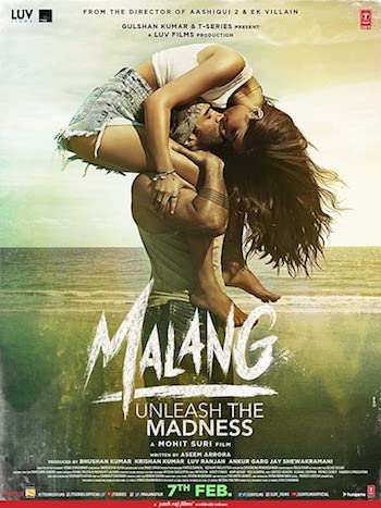 Malang 2020 Hindi 720p WEB-DL 999mb