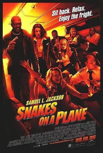 Snakes On A Plane 2006 Dual Audio Hindi English BRRip 720p 480p Movie Download