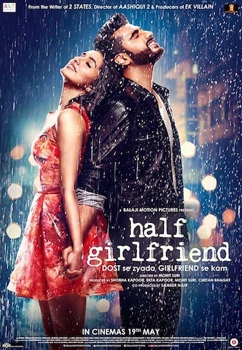Half Girlfriend 2017 Hindi 720p HDRip 1.1GB