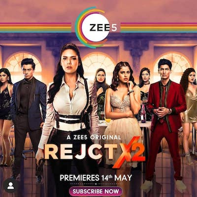 Rejctx S02 Complete Hindi 720p 480p WEB-DL 1.4GB
