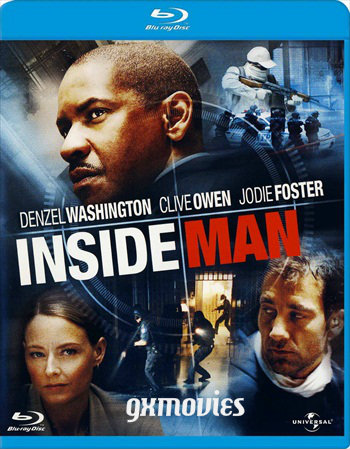 Inside Man (2006) Dual Audio {Hin-Eng} Movie Download | 480p (400MB) | 720p (1GB) | 1080p (2.3GB)