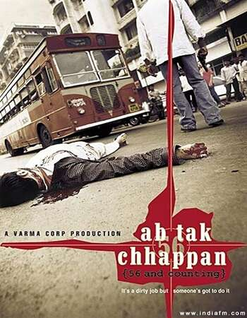Ab Tak Chhappan 2004 Full Hindi Movie 720p HEVC HDRip Download