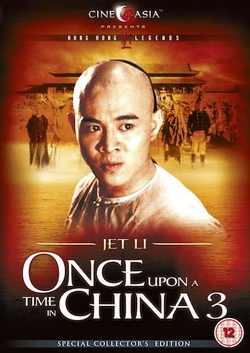 Once Upon A Time In China III 1993 Dual Audio Hindi 480p BluRay 350mb