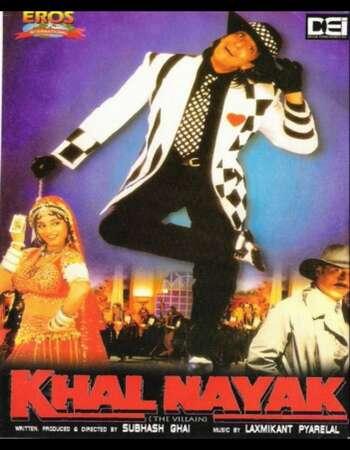 Khal Nayak 1993 Full Hindi Movie 720p HEVC HDRip Download