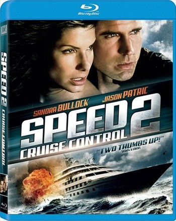 Speed 2 Cruise Control 1997 Dual Audio Hindi 480p BluRay 350mb