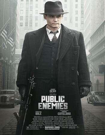 Public Enemies 2009 Hindi Dual Audio BRRip Full Movie 720p Download