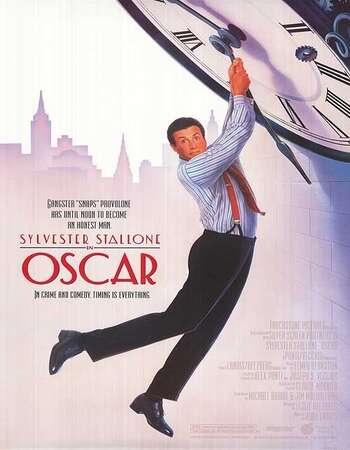 Oscar 1991 Hindi Dual Audio BRRip Full Movie 720p Download