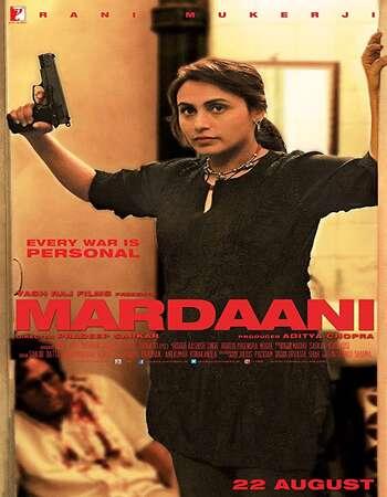 Mardaani 2014 Full Hindi Movie 720p HEVC BRRip Free Download