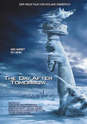 The Day After Tomorrow 2004 Dual Audio Hindi English BRRip 720p 480p Movie Download