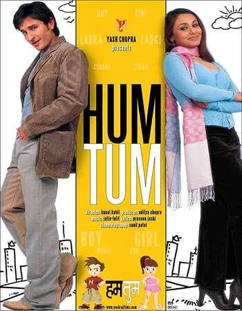 Hum Tum 2004 Full Hindi Movie 720p HEVC BRRip Free Download
