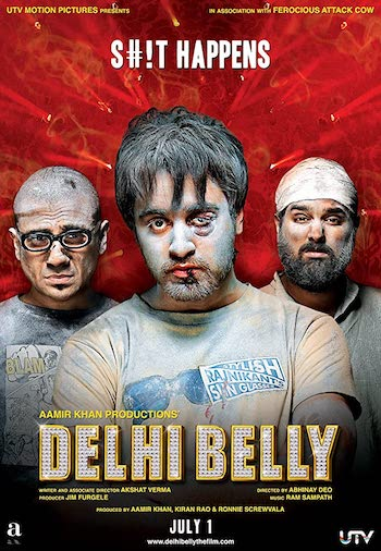Delhi Belly 2011 Hindi 720p WEBRip 800mb