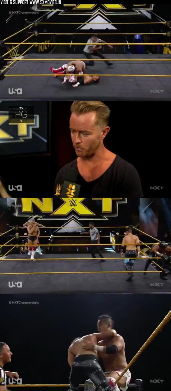 WWE NXT20 May 2020 WEBRip 480p 300MB