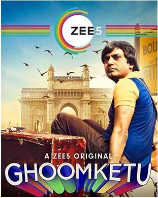 Ghoomketu 2020 Hindi 720p WEBRip 900mb