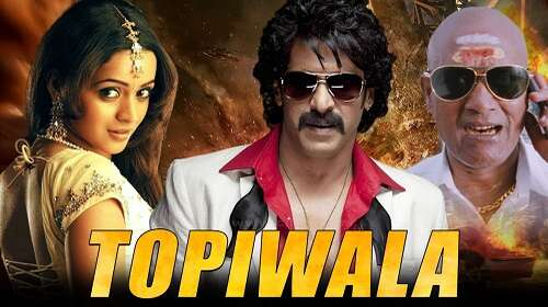 Topiwala 2020 Hindi Dubbed 720p HDRip x264