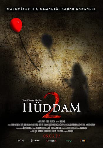 Huddam 2 (2019) Dual Audio Hindi 720p WEBRip 900mb