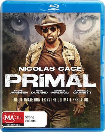 Primal 2019 Dual Audio Hindi 480p BluRay 300mb