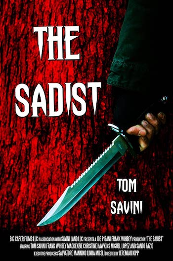 The Sadist 2015 Dual Audio Hindi 480p WEBRip 220mb