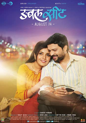Double Seat 2015 Marathi 720p HDRip ESubs
